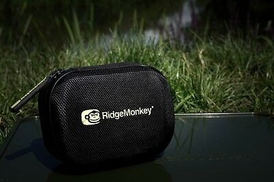 RIDGEMONKEY headtorch CASE- HARD UTILITY CASE ONLY - FOR RIDGE MONKEY head torch