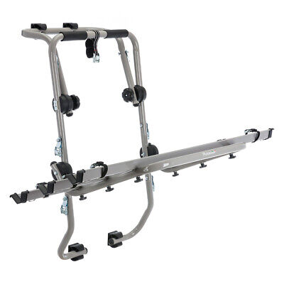 Peruzzo Padova Rear Car Boot 3 Bike Carrier Cycle Rack Bicycle Holder Rear Hatch