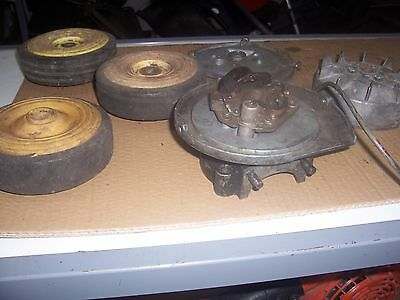VICTA 18 assorted lawnmower parts