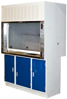 Bedcolab Laboratory Hood with Base Cabinet