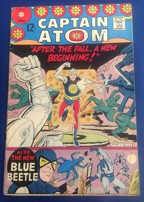 Captain Atom Vol 2 #84 (1967) - Steve Ditko Art.