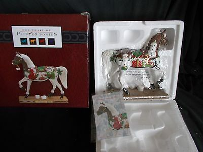 4018404 - HOLIDAY S'MORES & MORE (Trail Painted Ponies) 1E/2,720 (Retired, 2010)