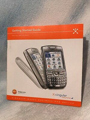 Palm Treo 680 Getting Started Guide