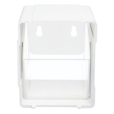 "Deflecto ""Craft Single"" 119 x 137 x 132 mm Interlocking Tilt Bin"