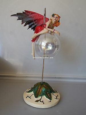 Hanging fairy Red