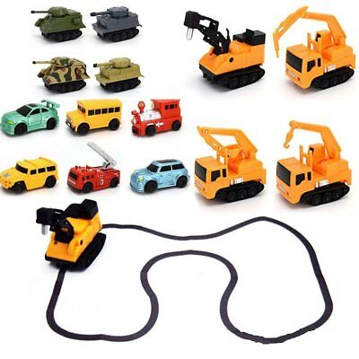 Great Follow Any Drawn Line Magic Pen Inductive Toy Car Truck Model W/ Pen GiTY