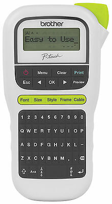 BROTHER P-TOUCH PT-H110 LABEL MAKER/PRINTER**BRAND NEW in RETAIL PACKAGE!!