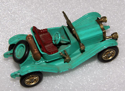 Matchbox Model of Yesteryear Oldtimer Made in England by Lesney / Länge: 8 cm