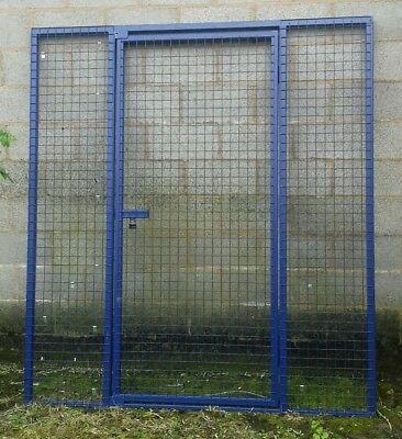 used security gate