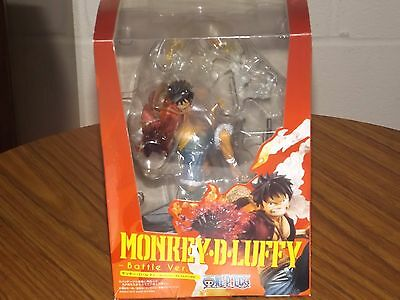 POP Monkey D Luffy Battle Ver Figure One Piece