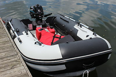 9 feet Ultra-light Deep V-shape Air-Deck Hull Inflatable Boat (Free Shipping)