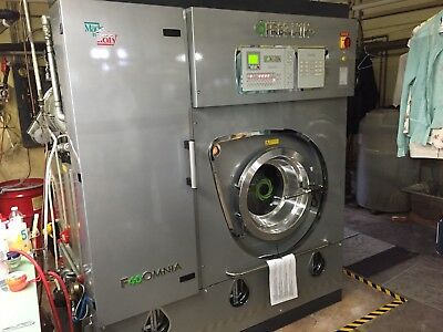 Dry Cleaning Machine Firbimatic F40-multi solvent