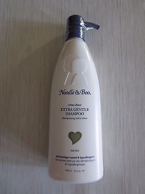 Noodle & Boo Extra Gentle Shampoo - 16 oz bottle