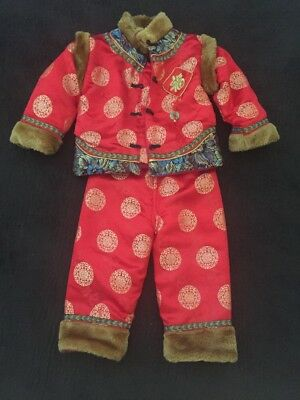 Chinese Traditional Clothes Toddler Boys Size 2-3 Years old