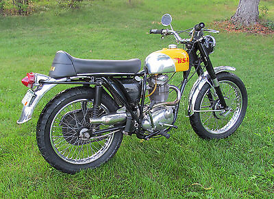 1967 Bsa Victor  Lovely 1967 Bsa B44E Victor Special Enduro No Reserve !!!
