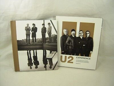 COLLECTIBLE U2 Experience Book with 7 posters and 13 rare rock memorabilia items