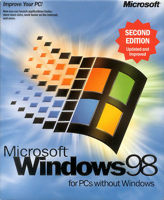 Windows 98 Second Edition Win 98SE FULL LICENSE KEY DOWNLOAD **WORLDWIDE**