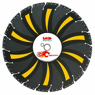 Mk Diamond 14 Inch Fire Tiger Tooth Diamond Demolition Fire Rescue Blade Tool