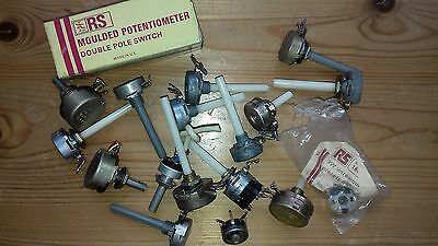 Vintage Potentiometers