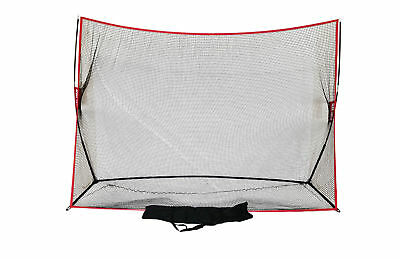 Large 10 X 7 Portable Golf Net - Great for year long golf practice