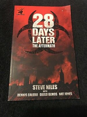 28 Days Later The Aftermath Comic Book
