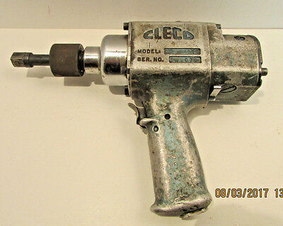 Vintage Cleco Air Impact Wrench WP 440TQ