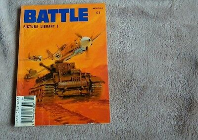 BATTLE monthly picture library NO 1