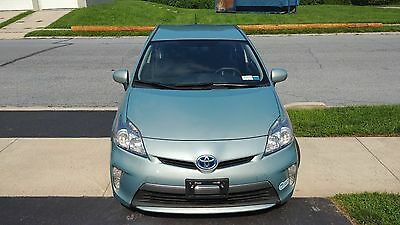2012 Toyota Prius  2012 Toyota Prius Plug-in! Free 1000-mile shipping! No accidents!