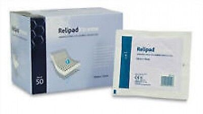 Relipad Xtreme 10xm x 10cm Advance Low Adherent Wound dressings Various Qtys