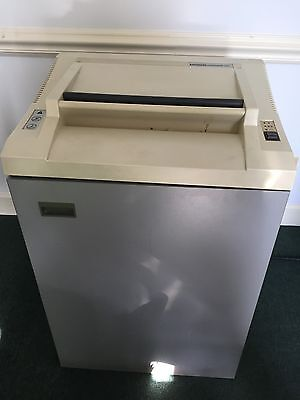 Fellowes Powershred  PS 480 Shredder Working Condition