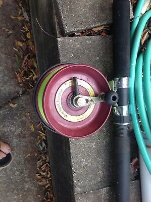 Wilson Surf Rod And Alvey Lever Drag 650 Reel