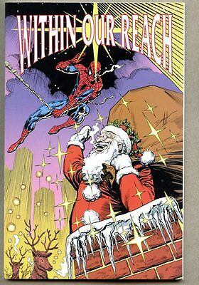 GN/TPB Within Our Reach / Christmas / Spider-Man Sherlock Holmes Concrete