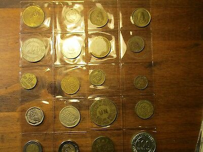 Peru coin set LOT collection