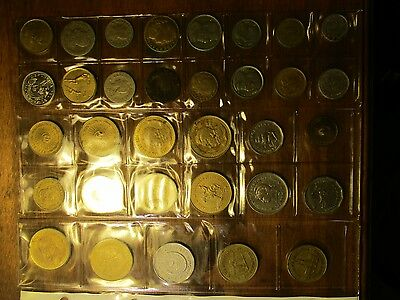 Argentina coin set LOT collection