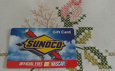 $50 SUNOCO gas station gift card