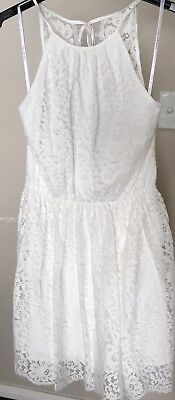 Gorgeous Forever New Lace Dress Size 8