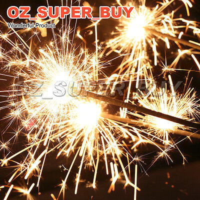 42cm Large Sparklers Party Sparkler for Birthdays Party Parties Wedding AU STOCK