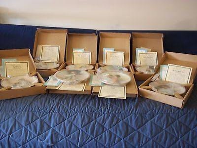 The Hamilton Collection Plate, By Bessie Pease Gutmann, Set of 8 - (PLEASE READ)