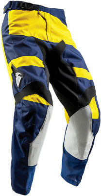 Thor S8 Pulse Level Pants Navy/Yellow 38 2901-6478