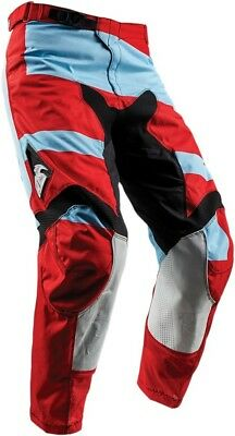 Thor S8 Pulse Level Pants Red/Blue 38 Red/Powder Blue 2901-6487