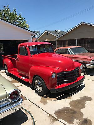 1953 Chevrolet Other Pickups  1953 Chevy 3600 Pickup