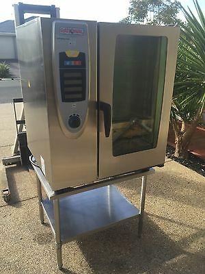 Commercial Rational Scc 10 Tray Combi Oven, Excellent Condition!!!