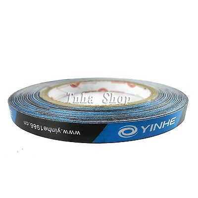 Galaxy 10mm wide blue edge tape large roll NEW