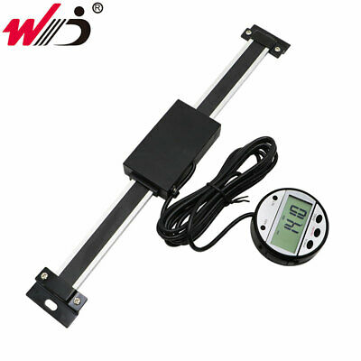 200 mm  Stainless Steel Digital Remote Linear Scale for Bridgeport Mill Lathe