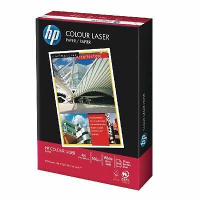 HP A4 White 120gsm Colour Laser Paper (Pack of 250) HCL0322 [RH00203]