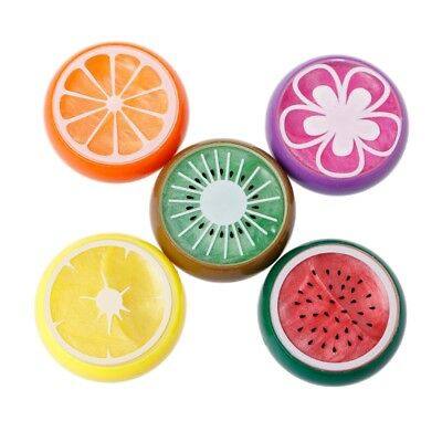Crystal Fruit Slime Clay Mud Non-Toxic DIY Ramen Putty Children Puzzle Toys