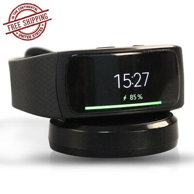 NEW Awinner Charger For Samsung Gear Fit 2 Smart Watch Dock USB Charging Cable