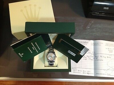 Rolex Oyster Perpetual air king Watch