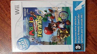 mario power tennis pour WII
