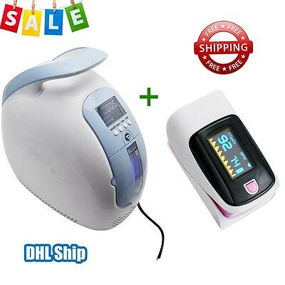 Portable Oxygen Concentrator Generator Machine Home Traval Car Fast ship